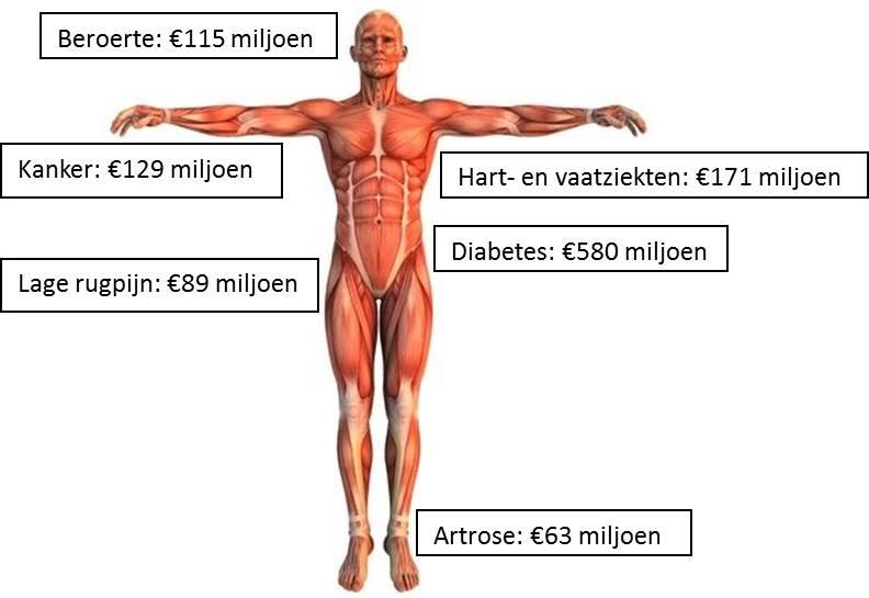 Ziekte kosten